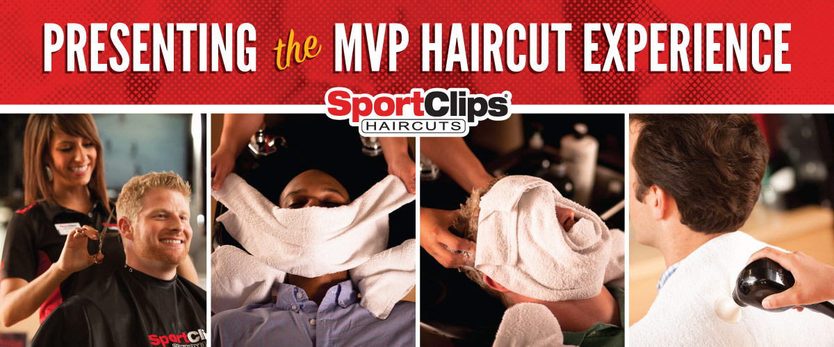 The Sport Clips Haircuts of Hurst MVP Haircut Experience